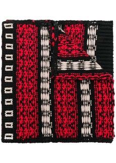 Calvin Klein chunky knit scarf