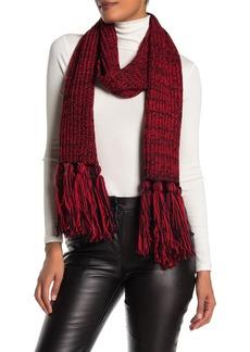 Calvin Klein Chunky Marled Knit Scarf