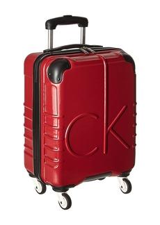"""Calvin Klein CK-526 Islander 19"""" Upright Suitcase"""
