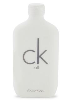 Calvin Klein CK All Eau de Toilette Spray