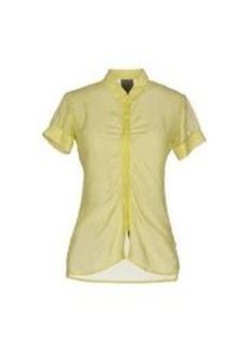 CK CALVIN KLEIN - Solid color shirts & blouses