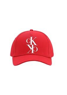 Calvin Klein Ck Cotton Baseball Hat