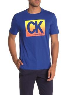Calvin Klein CK Gradient Box T-Shirt