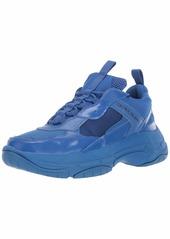 Calvin Klein CK Jeans Men's MARVIN Shoe Nautical Blue Nylon/metal   M M US