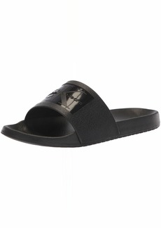 Calvin Klein CK Jeans Men's Vincenzo Jelly Slide Sandal   M US
