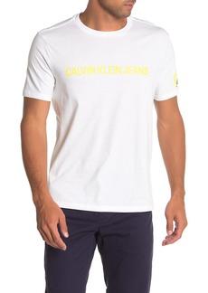 Calvin Klein CK Logo Graphic Print T-Shirt