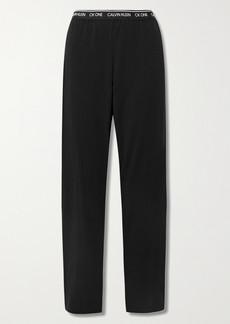 Calvin Klein Ck One Stretch-cotton Jersey Pyjama Pants