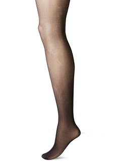 CK Women's Matte Sheer Pantyhose with Control Top lack 02