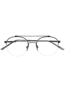 Calvin Klein CK19144 round-frame glasses