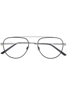 Calvin Klein CK19145 aviator-frame glasses