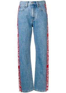 Calvin Klein CKJ 030 straight-leg jeans