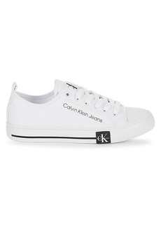 Calvin Klein Clary Low-Cut Canvas Sneakers