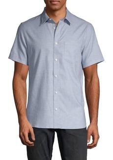 Calvin Klein Classic Button-Down Shirt
