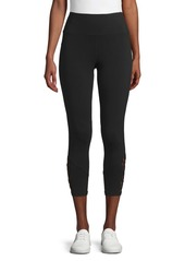 Calvin Klein Classic High-Waisted Leggings
