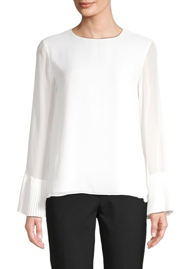 Calvin Klein Classic Long-Sleeve Top