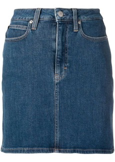 Calvin Klein classic mini skirt
