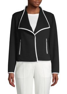 Calvin Klein Classic Notch-Collar Blazer