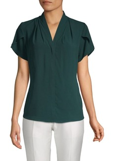 Calvin Klein Classic Short-Sleeve Top
