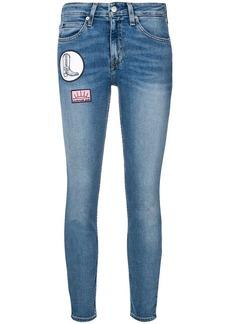 Calvin Klein classic skinny jeans