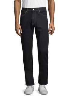 Calvin Klein Classic Straight-Leg Jeans