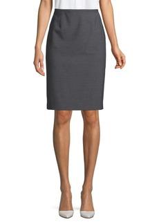 Calvin Klein Classic Textured Skirt