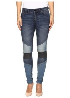 Calvin Klein Color Blocked Leggings Jeans in Anouk