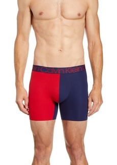 Calvin Klein Colorblock Boxer Briefs