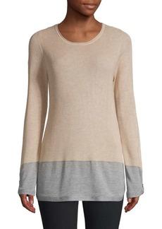 Calvin Klein Colorblock Roundneck Sweater