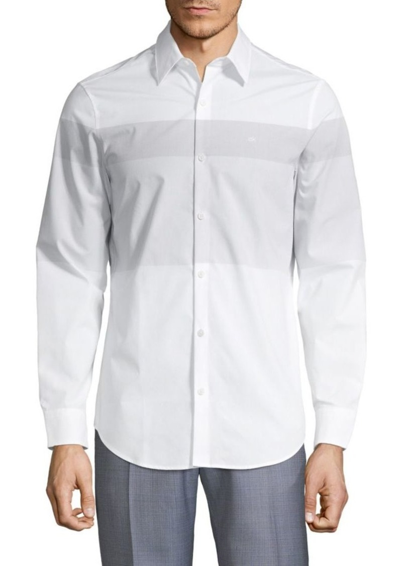 Calvin Klein Colorblock Shirt