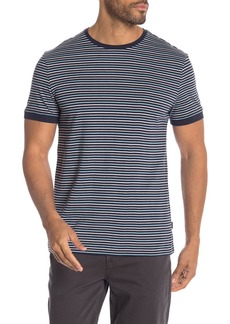 Calvin Klein Colorblock Stripe Short Sleeve Tee