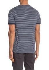 Calvin Klein Colorblock Stripe Short Sleeve Tee