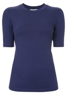 Calvin Klein compact stretch jersey T-shirt