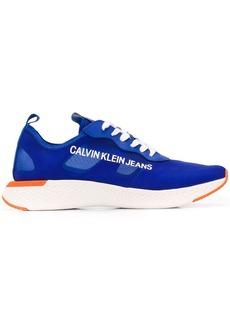 Calvin Klein contrast logo sneakers