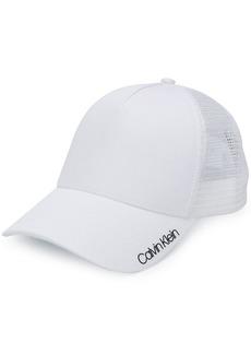 Calvin Klein contrast panel baseball cap