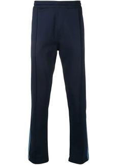 Calvin Klein contrast stripe trousers