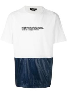 Calvin Klein contrasting T-shirt
