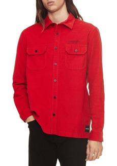Calvin Klein Corduroy Jacket