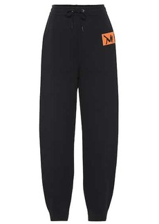 Calvin Klein Cotton-blend trackpants