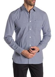 Calvin Klein Checkered Shirt