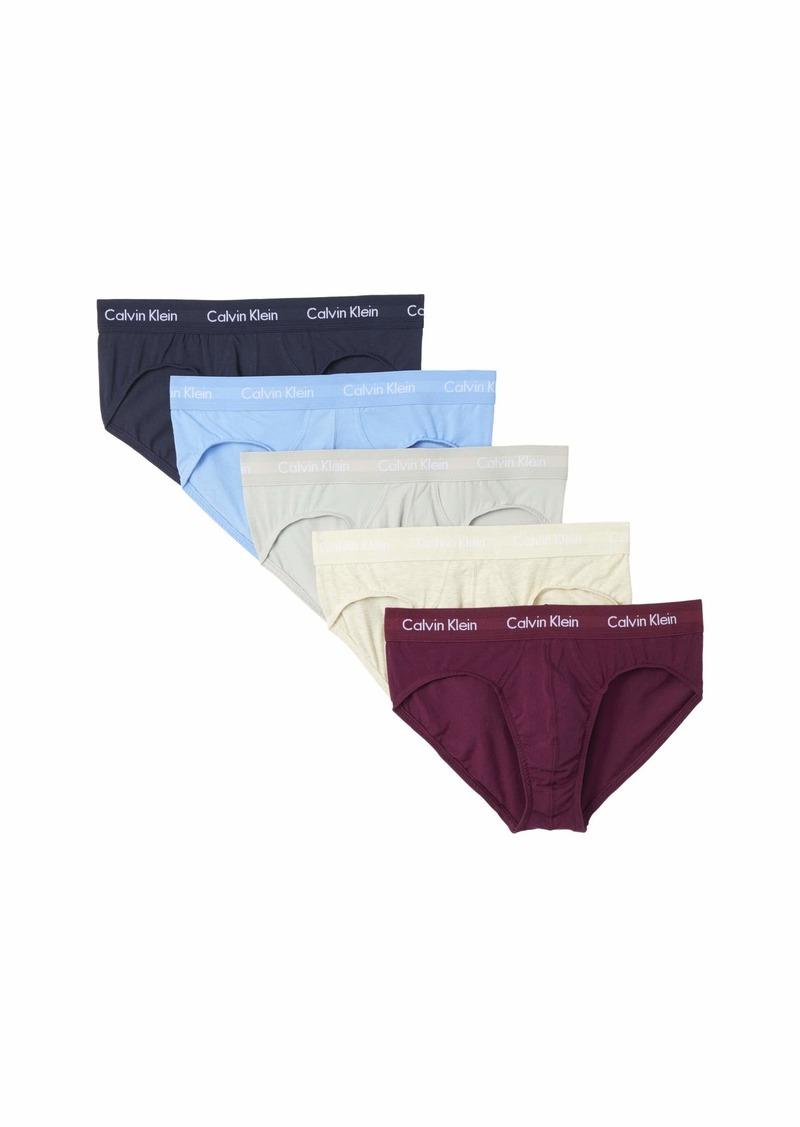 Calvin Klein Cotton Stretch Multipack Hip Brief