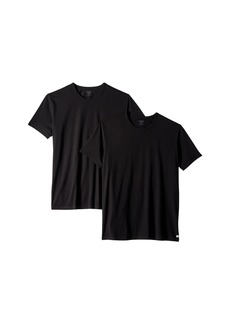 Calvin Klein Cotton Stretch Short Sleeve Crew