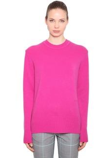 Calvin Klein Crewneck Cashmere Knit Sweater