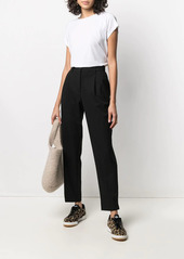 Calvin Klein cropped-sleeve T-shirt