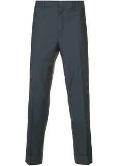 Calvin Klein cropped suit trousers