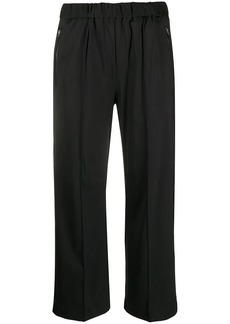 Calvin Klein cropped track pants