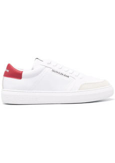 Calvin Klein Cupsole low-top leather sneakers