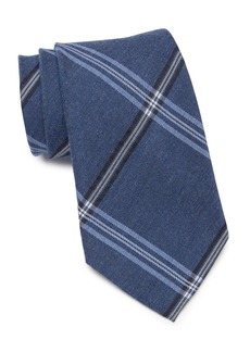 Calvin Klein Dark Wash Denim Tie