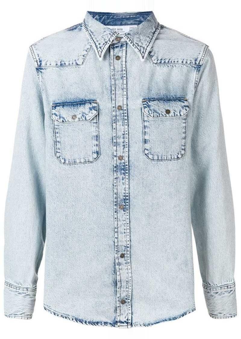 Calvin Klein denim shirt