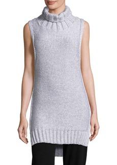 Calvin Klein Dominic Turtleneck Sleeveless Sweater