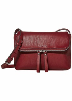 Calvin Klein Elaine Bubble Lamb Novelty Crossbody